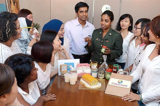 The Star : Mobilising an army of mothers