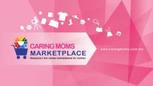 CARING MOMS Marketplace