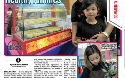 MalayMail: Healthy Moms, Healthy Families