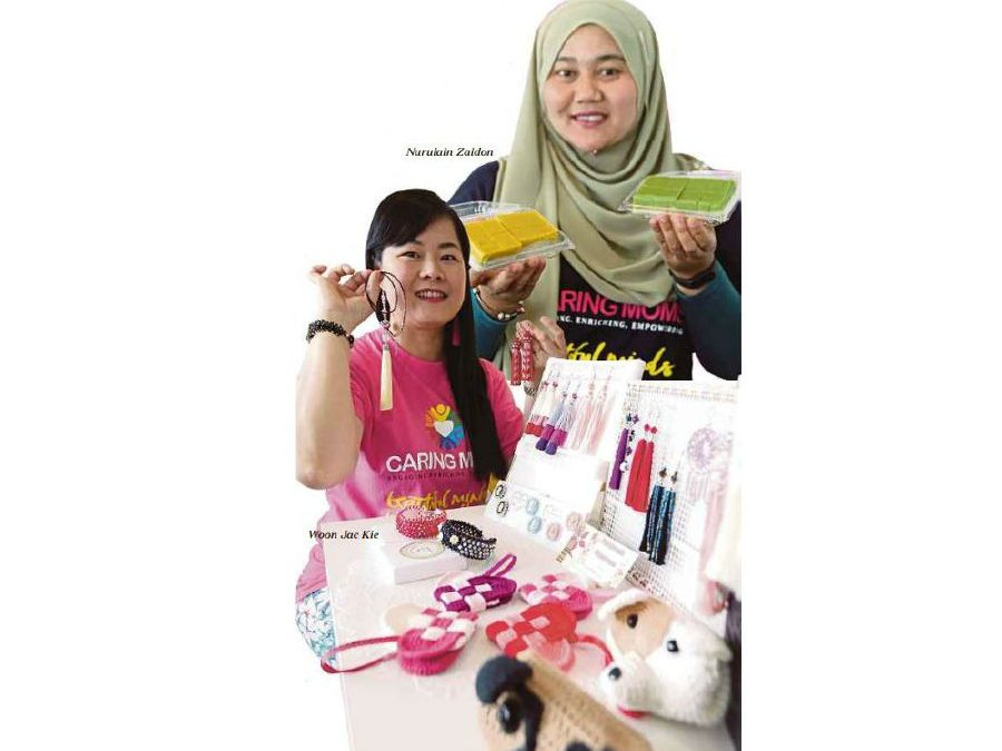New Straits Times: Empowering mompreneurs