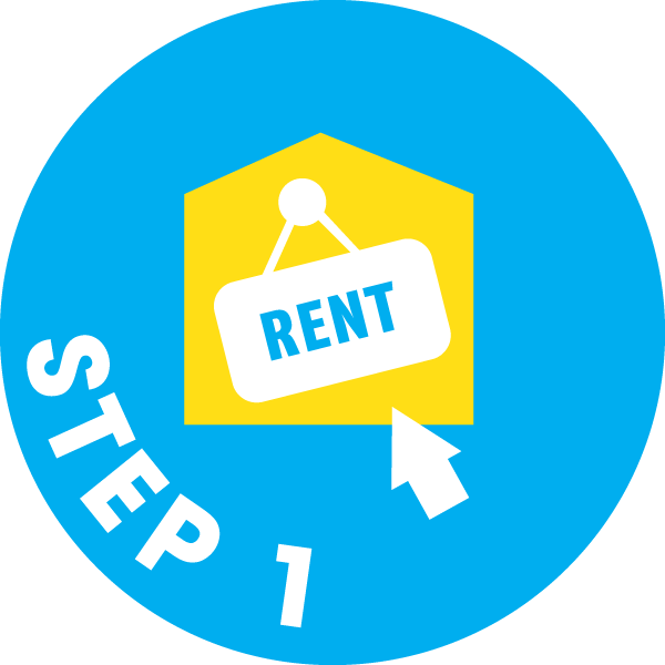 Rent a space