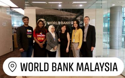 CARING MOMS with World Bank Malaysia