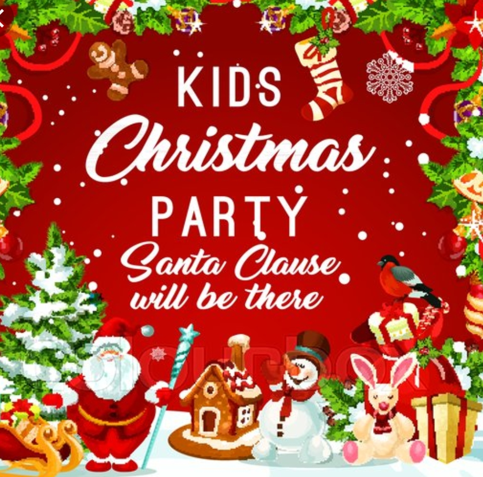 Christmas Tea Party for Children