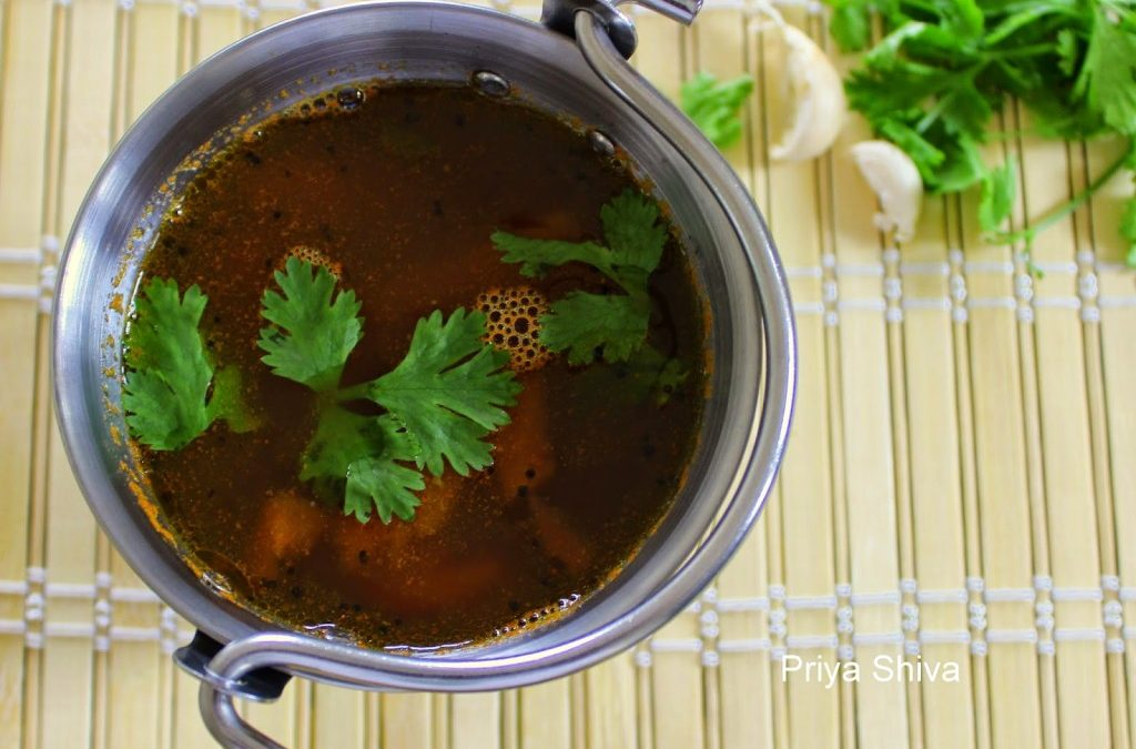 Protected: South Indian Classic Rasam