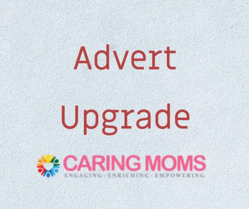 Advert Upgrade
