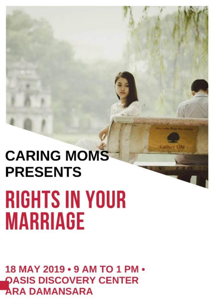 Rights in your marriage