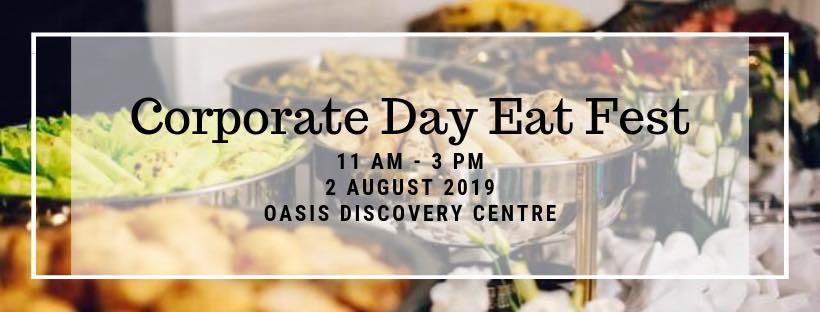 Corporate Day Eat Fest