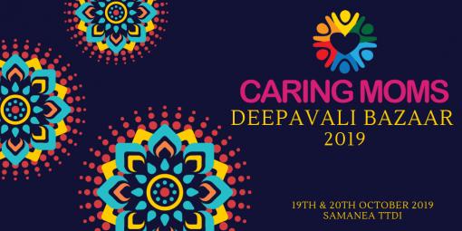 CARING MOMS Deepavali Bazaar - 2019