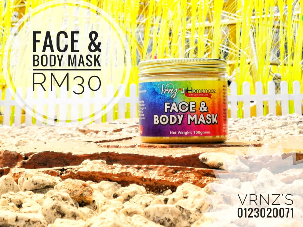 Completely pure natural products made with love and care for the