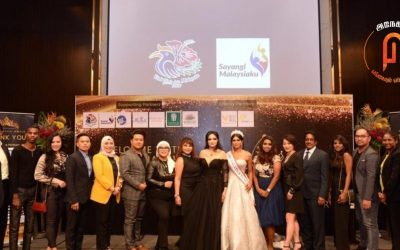 Mrs Malaysia World Meets CARING MOMS