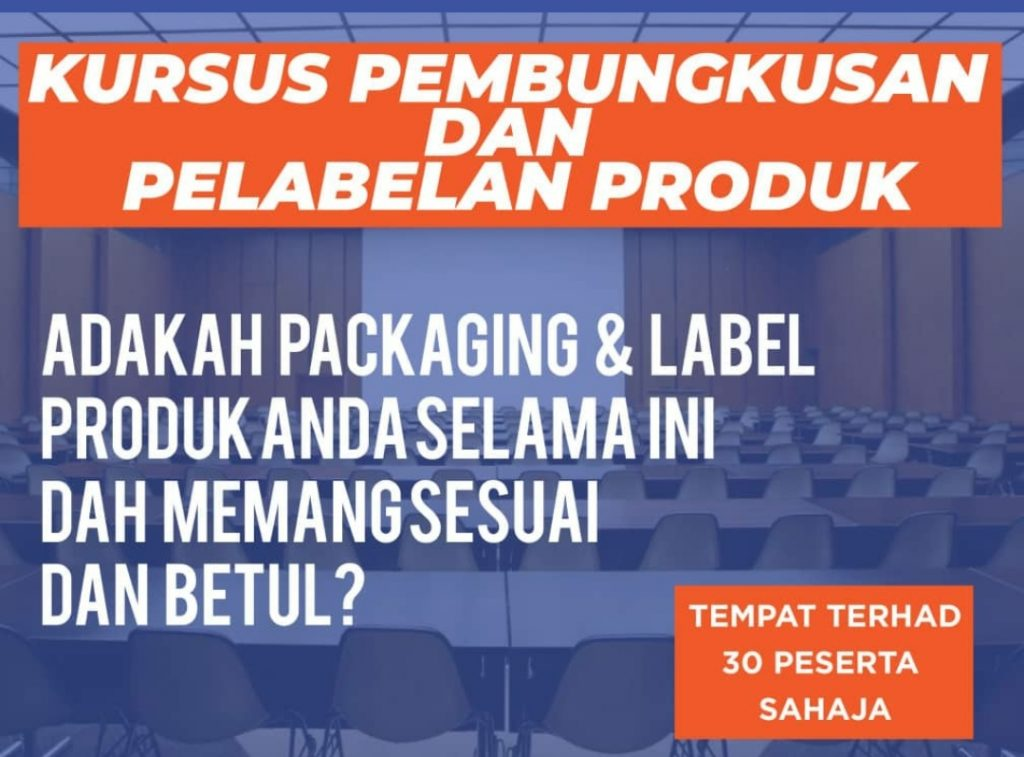 Packaging and Labelling Course