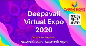 CM Deepavali Virtual Expo: One of its kind virtual events in times of COVID-19
