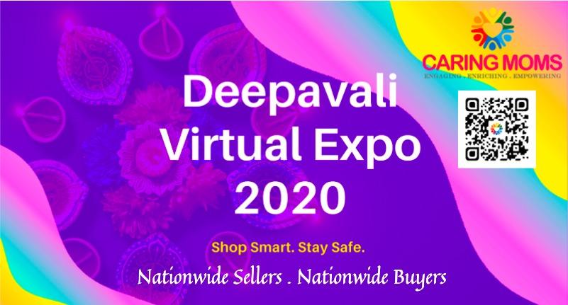 CARING MOMS Deepavali Virtual Expo 2020