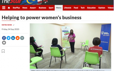 The Star: Helping to power women's business