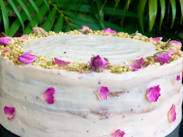 Heavenly mouthfuls of yummylicious cakes and bakes