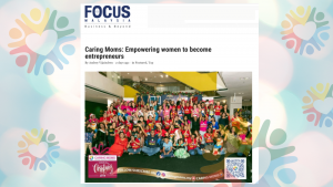 Empowering Women to become entreprenuers