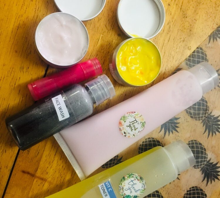 Your Personal care products – made with Personal care