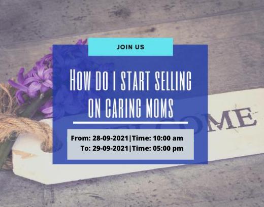 How to Start Selling Online - Workshop - 28 Sep 2021